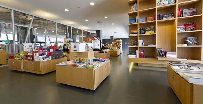 bookshop musei come luoghi
