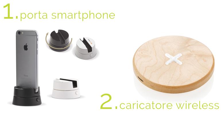 gadget smartphone per smart working