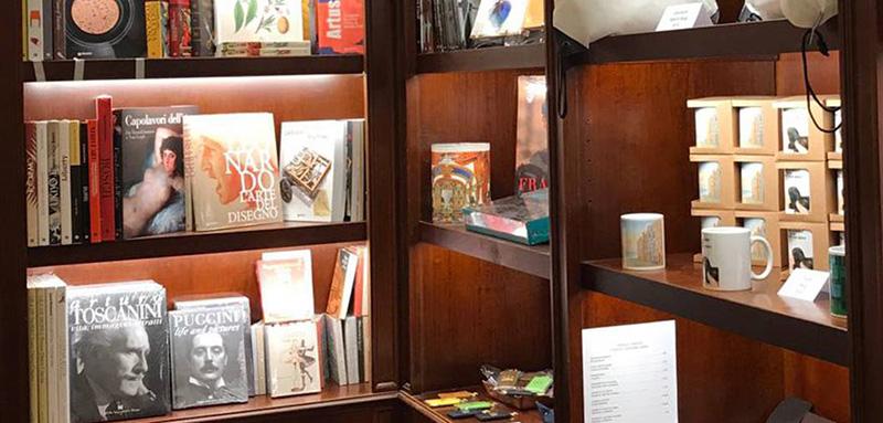 esempio gestione di un bookshop