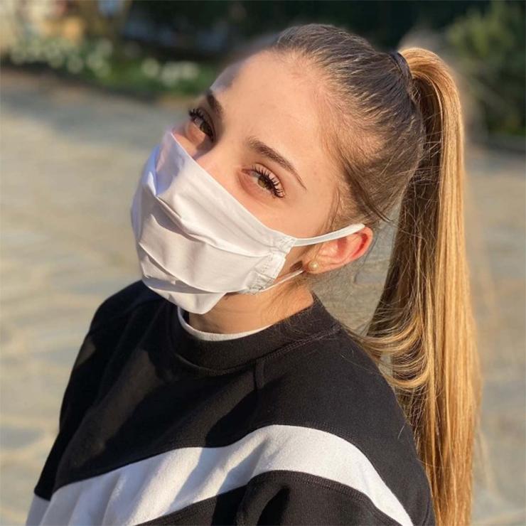 tipo di mascherina per Coronavirus che rispetta l'ambiente