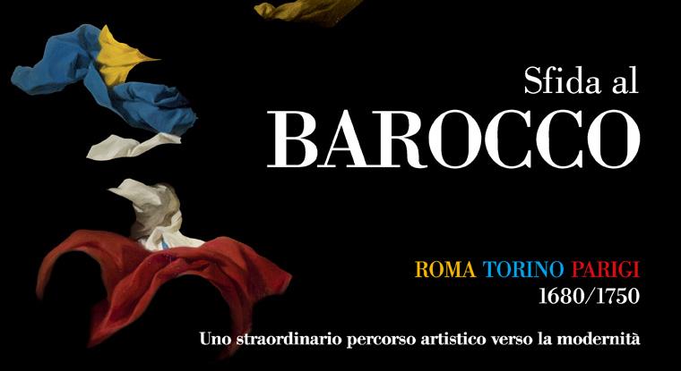 locandina mostra sfida al barocco 2020