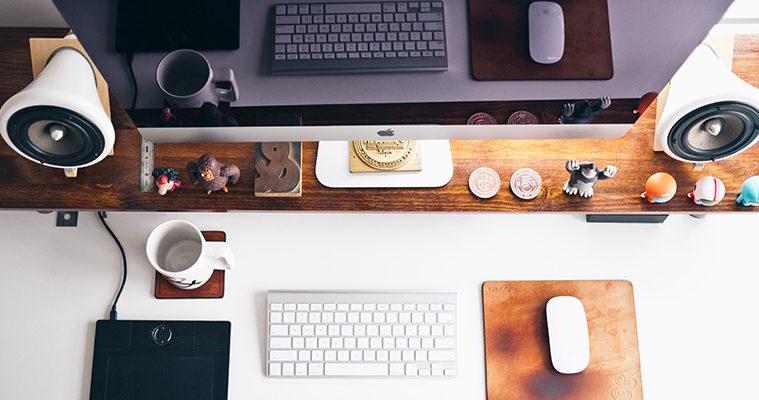 accessori scrivania per smart working