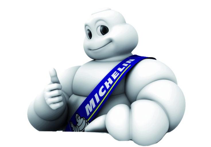 omino michelin mascotte dell'azienda di pneumatici