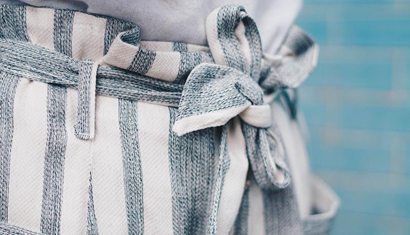dettaglio di un abito