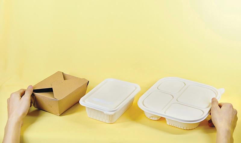 packaging take away sostenibili