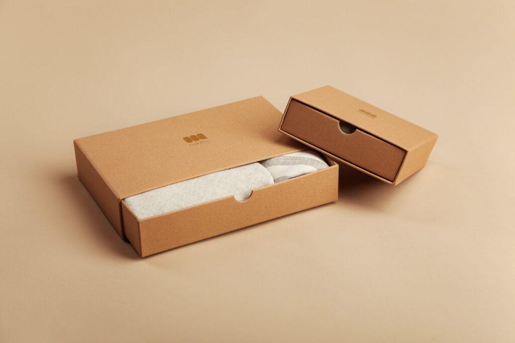 box come esempio di campione di importazione gadget