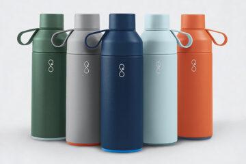ocean bottle: la borraccia sostenibile